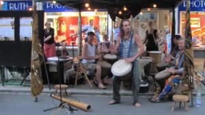 Gruppenbild Lange Sommernacht 2011