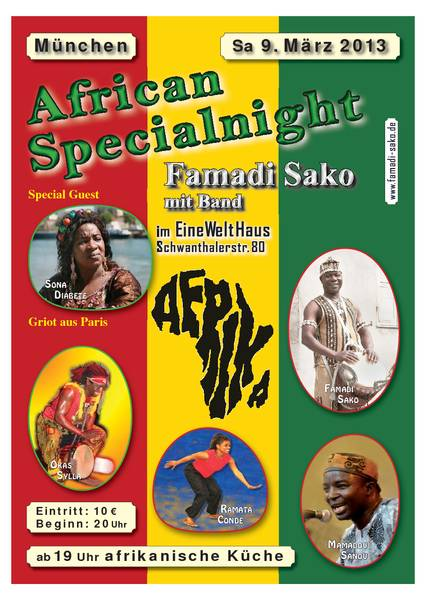 AfricanSpecialNight