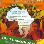 FLYER - Afrika in Rammingen