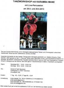 2013-09 - Tanzen mit Karamaba Mane