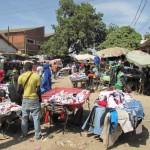 In Mbour auf dem Markt