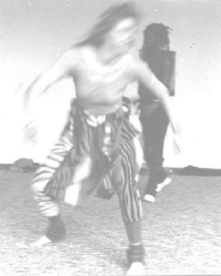 Tanzworkshop mit Hegla Köhler