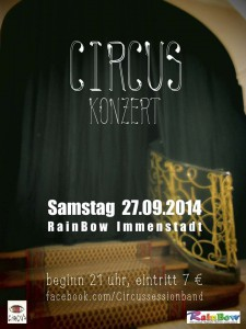 2014-09-27 - Circus in Immenstadt