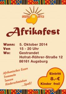 afrikafest augsburg