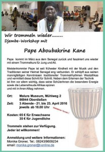 2016-04-21 - TrommelWS Pape
